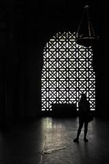 Crdoba : La Mezquita : Mashrabiya - Moucharabieh  - 5/8  EXPLORE #330 (Pantchoa) Tags: espaa architecture andaluca spain nikon cathedral arabic explore cordoba mezquita andalusia crdoba espagne andalousie mashrabiya moucharabieh d90 ventanal cordoue