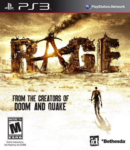 Rage Box Art