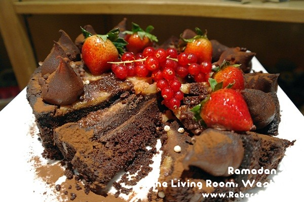 Ramadan 2011 - The Living Room, Westin KL-54
