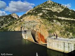 Barragem do Aude Gargalheiras (KELLY DANTAS) Tags: rn aude acari gargalheiras