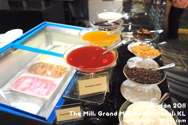 Ramadan buffet - The Mill, Grand Millennium Hotel-52