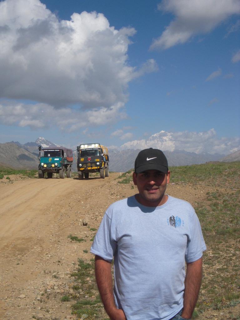 Team Unimog Punga 2011: Solitude at Altitude - 6029746010 ea4bb5953e b