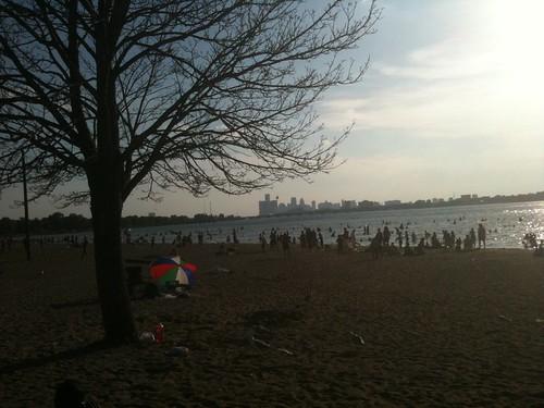 Belle Isle Beach