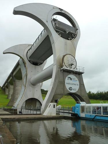 Falkirk Wheel, Falkirk
