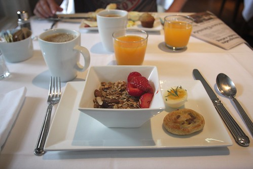 the best continental breakfast
