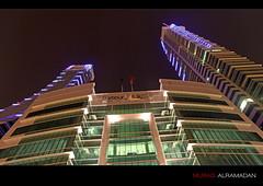 The Harbour (Murad Al Ramadan) Tags: building tower architecture skyscraper canon eos bahrain gulf harbour middleeast kingdom structure arabic business arabia highrise financial gcc manama bfh البحرين financialharbour