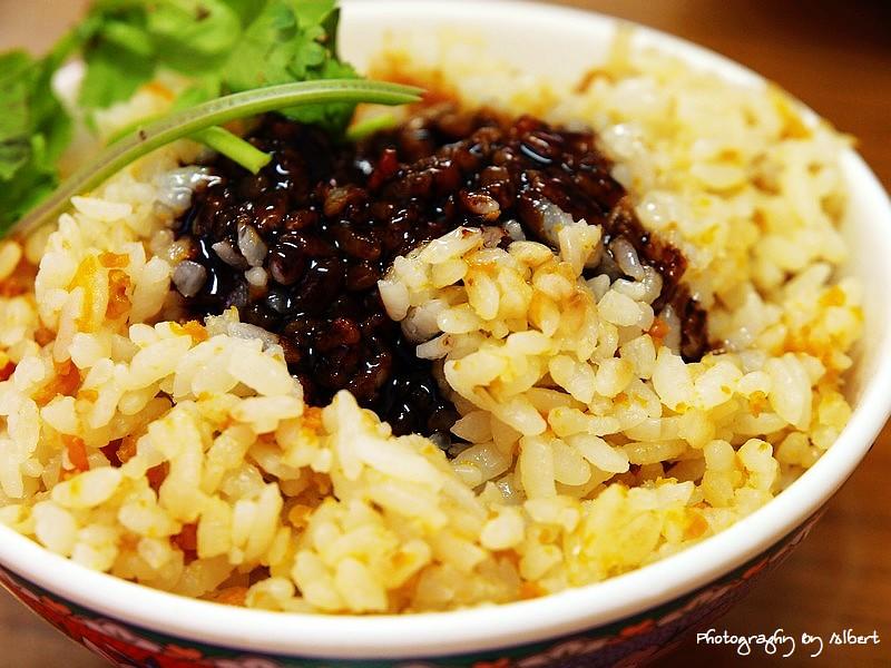 平溪.地瓜拉麵:地瓜豬油拌飯
