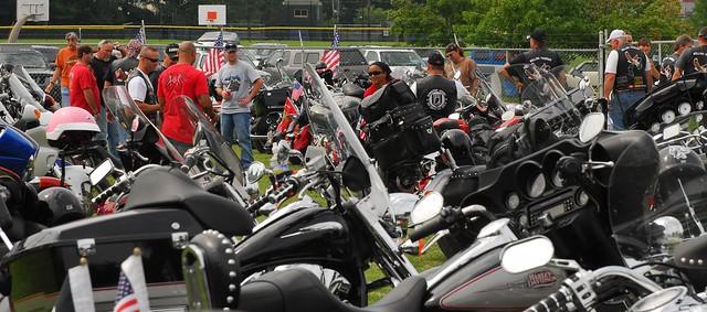 Kentuck National Guard Memorial Ride