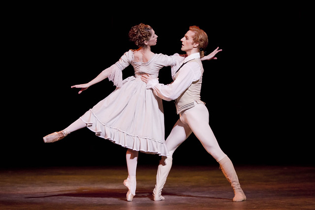 "Leanne Benjamin and Steven McRae in Kenneth Macmillan's Manon. The Royal Ballet. 2011 <a href=""http://www.roh.org.uk"" rel=""nofollow"">www.roh.org.uk</a>. Photo: Johan Persson"