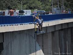 Sibenik Bridge - Bunjee jumping, photo 2