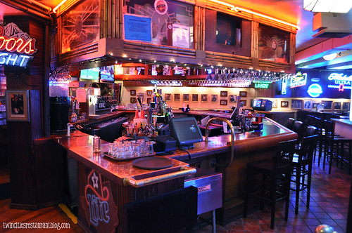 Bar Area at Al's Char House ~ La Grange, IL