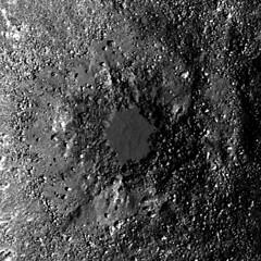 Lunar Impact Melt (LROC) (Lights In The Dark) Tags: moon crater impact lunar lroc