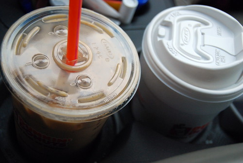 Drink 8 - Iced Coffee and Hot Coffee