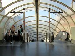 a-simmetry (violaraffa) Tags: metro stazione fiumicino