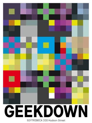 Geekdown Postcard