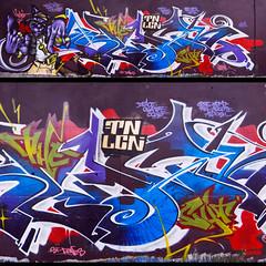 """""""The Black Cat"""" by Keyone & Socrome (Socrome LCN2011) Tags: paris chat noir united crew le artists lcn comores socrome cromso"""