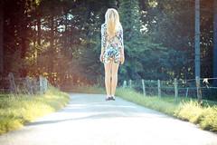 Joyce - Levitas* (KevinVerkindt) Tags: people tree canon photography eos golden evening model woods kevin experimental photoshoot belgium belgi floating levitation f hour 7d joyce mm 18 50 bos ef flanders pauwels abeele verkindt helleketel