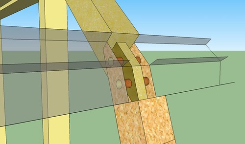 Joinery Gambrel mortise and tenon2