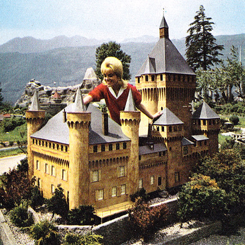 Vufflens Castle at Swissminiatur