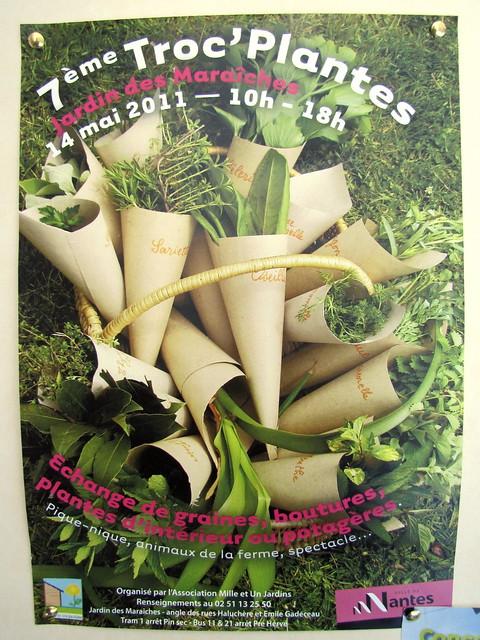 Troc de plantes à Nantes 10
