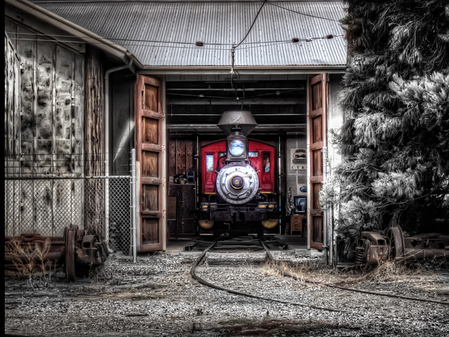 Engine No. 5 by Scott Loftesness