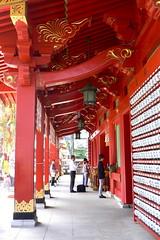 Prayers in Kanda-Myojin (Muchan5) Tags: building japan architecture lumix tokyo shrine prayer kanda jinja kandamyojin panasonicdmcfx7 mygearandmebronze mygearandmesilver mygearandmegold mygearandmeplatinum mygearandmediamond