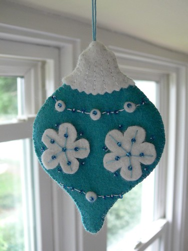 Jenny: Beaded Ornaments