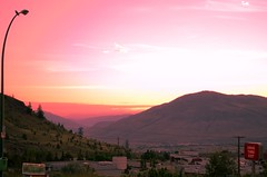 Kamloops, 5am