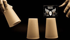 21/08/11 (Carl Ara) Tags: black hands magic fingers fast cups illusion trick