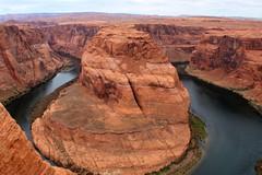 Horseshoe Bend 001 (marlyssphoto) Tags: arizona lakepowell glencanyondam horseshoebend