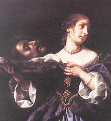 Carlo Dolci (+1686), Martirio de San Juan Bautista.