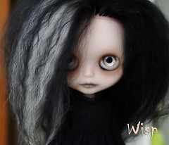 Wisp - new hair
