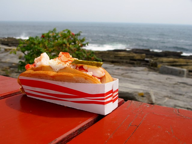 Best lobster roll around