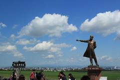 Statue of W.S. Clark / クラーク博士像