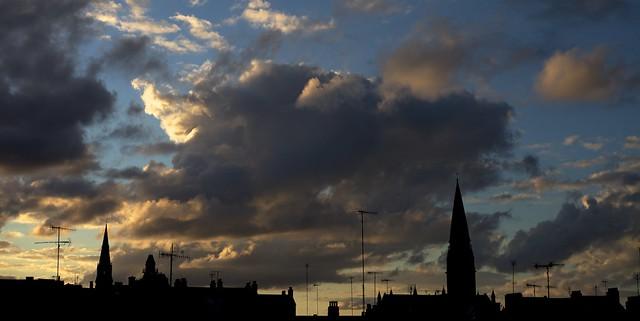 Dún Laoghaire Skies
