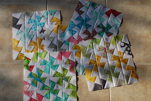 4x5 Modern Quilt Bee - Beehive 2 Q3