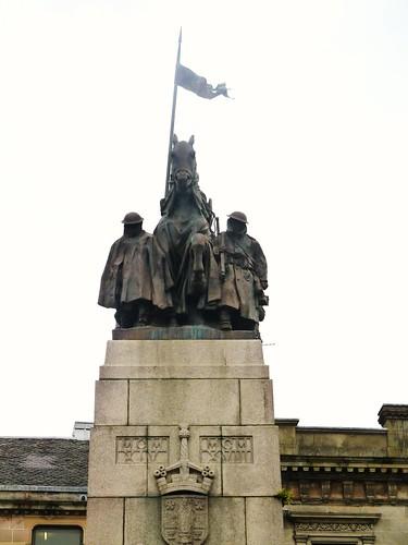 War Memorial, Paisley