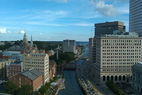 Providence, RI - water view