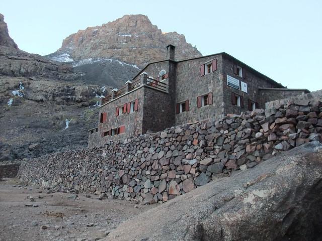 Mouflon Hut, Toubkal