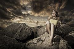 lighting light wallpaper portrait england girl beautiful... (Photo: Pawel Tomaszewicz on Flickr)