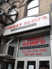 Philly Slim's Cheesesteaks in New York