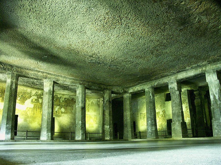Аджанта.Пещерные храмы Индии © Kartzon Dream - авторские путешествия, тревел фото