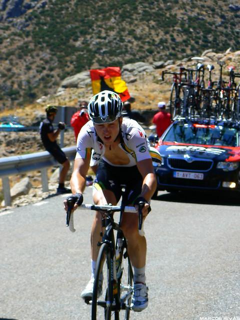 Vuelta a España 2011 - Puerto de Mijares HTC