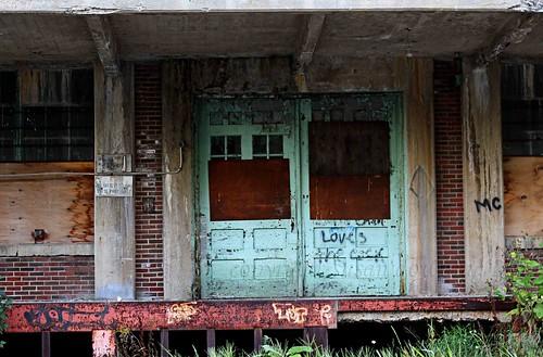 Green Doors {362/365}