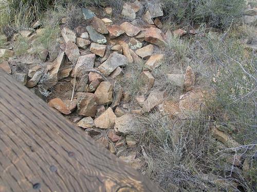 More pueblo ruins