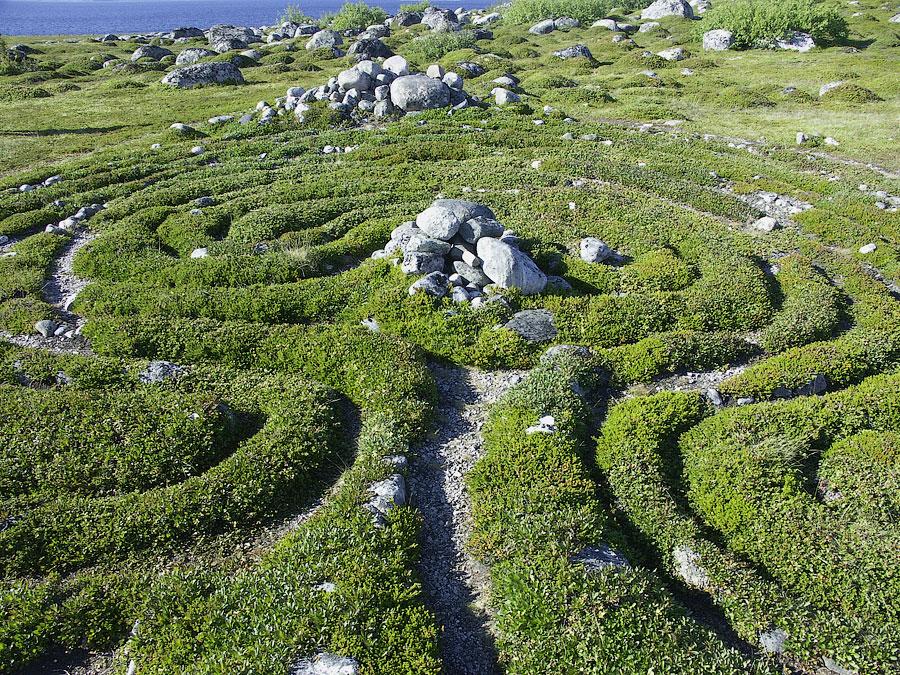 Соловки. Каменные лабиринты - авторские путешествия Kartazon Dream