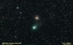 Cometa Garradd y M71