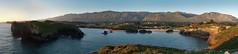 Sierra del Cuera (Ahio) Tags: sea panorama llanes celorio marcantbrico sierradelcuera pentaxk20d smcpentaxda35mmf28