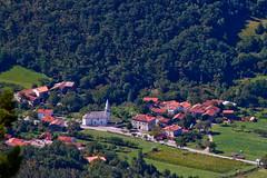 Vilage (Karmen Smolnikar) Tags: village view down slovenia valley slovenija lozice