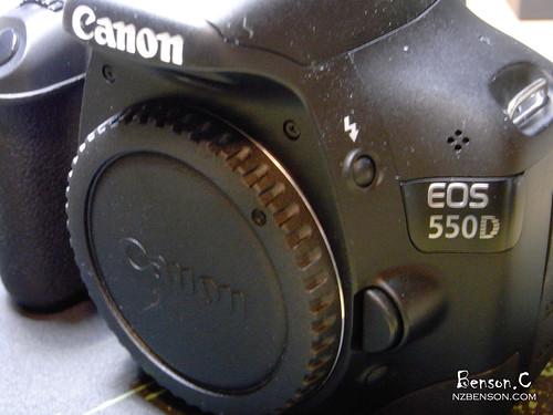 開箱 | Canon 550D單眼+kit鏡+50mm f1.8人像鏡